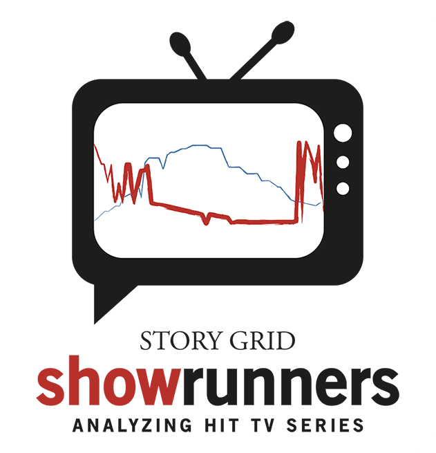 Story Grid Showrunners Podcast Logo