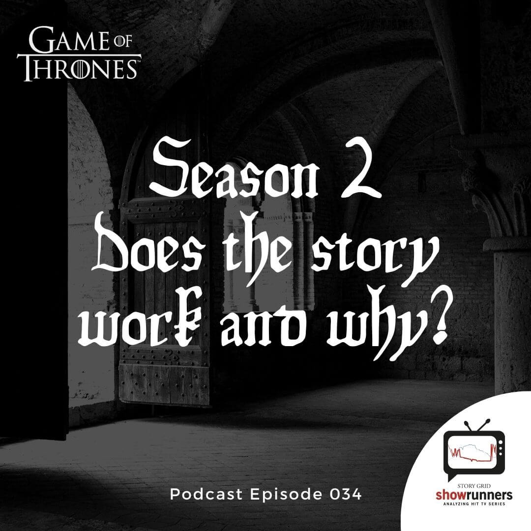 Editor's Six Core Questions - Game of Thrones Season 2
